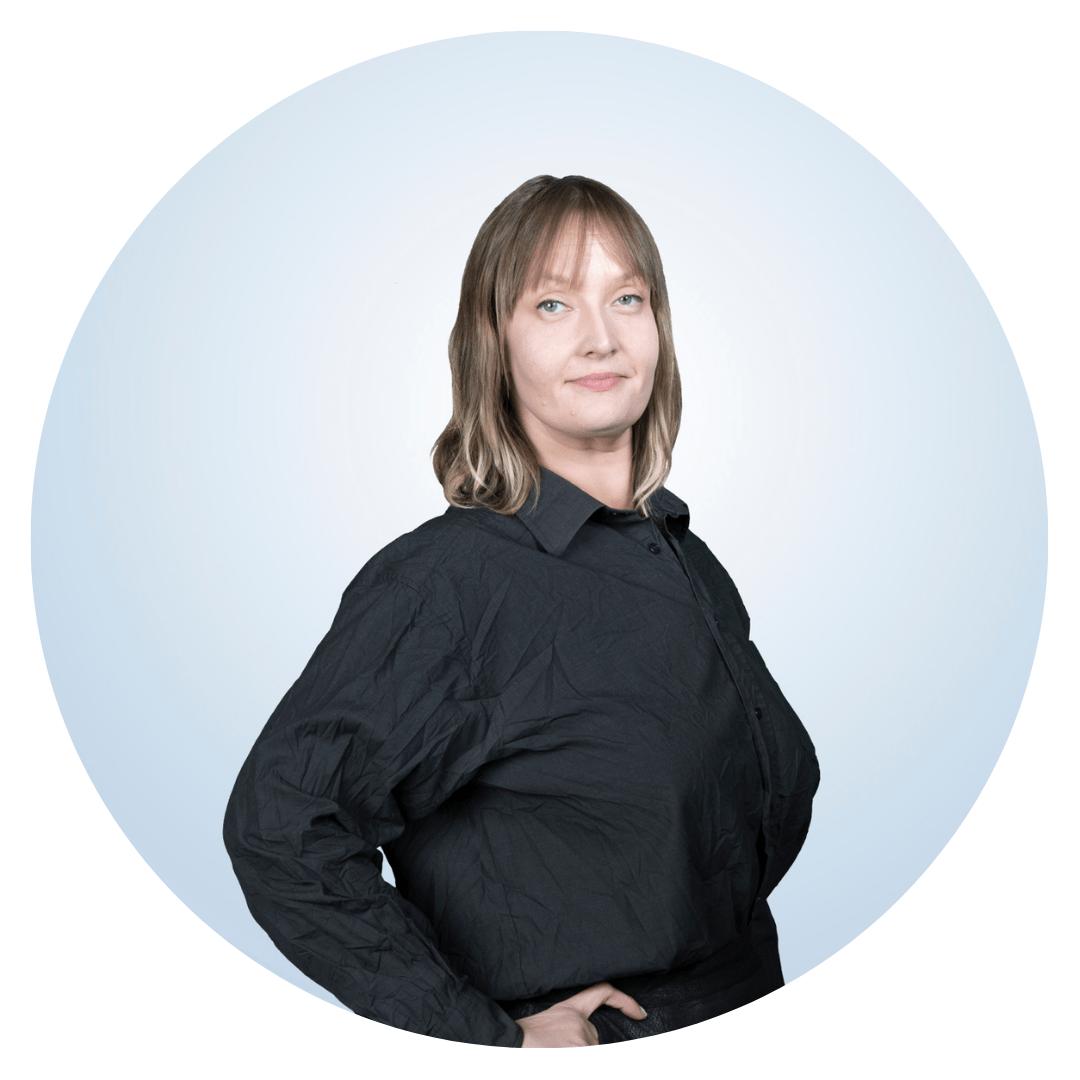 Viestintäblogi kirjoittaja kuva Millan Åman Kyyrö